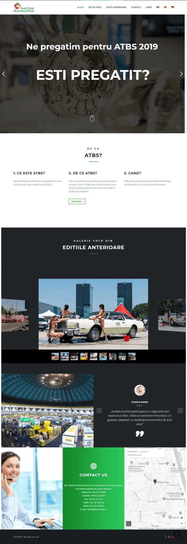 Inovateam web design - atbs