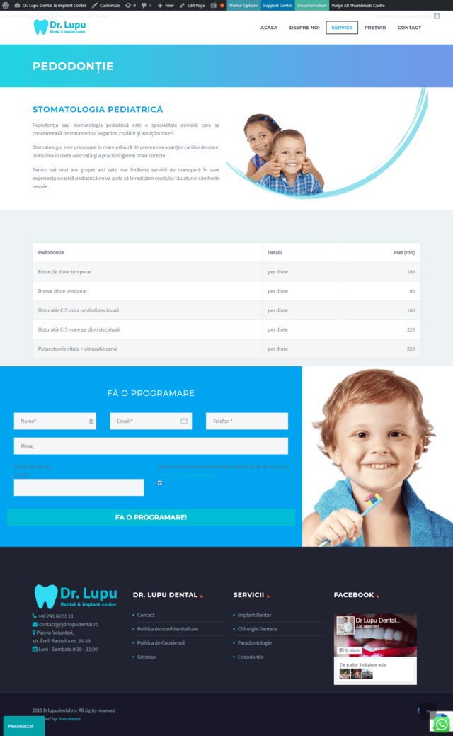 Inovateam web design - drlupudental (6)
