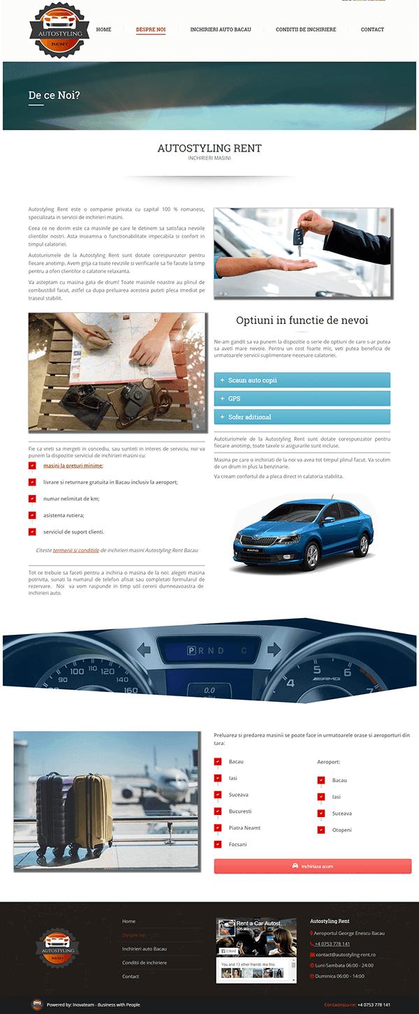 Inovateam web design -inchirieri auto (3)