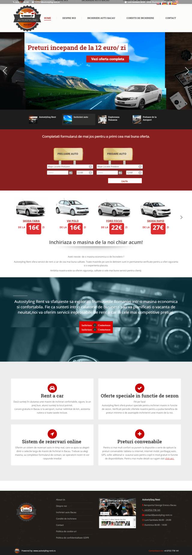Inovateam web design -inchirieri auto (4)