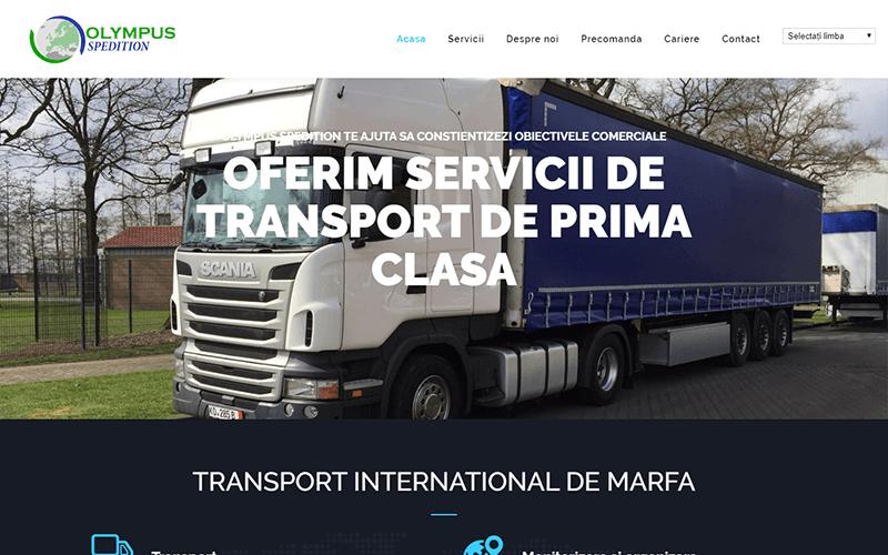 Transport Internațional de Marfă