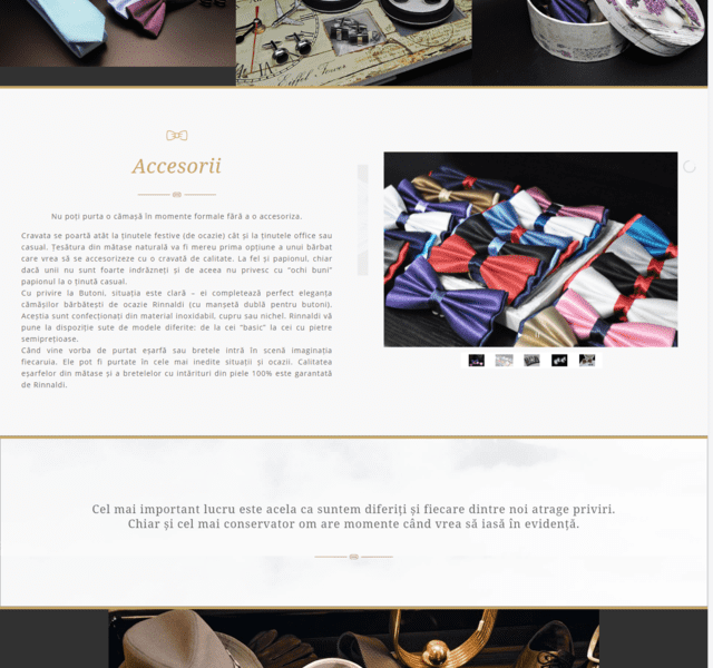 Servicii web design -rinnaldi