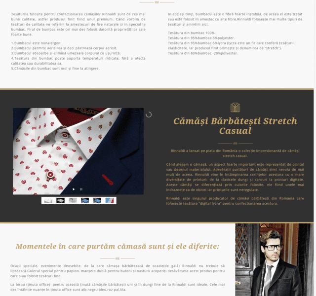 servicii web design - rinnaldi